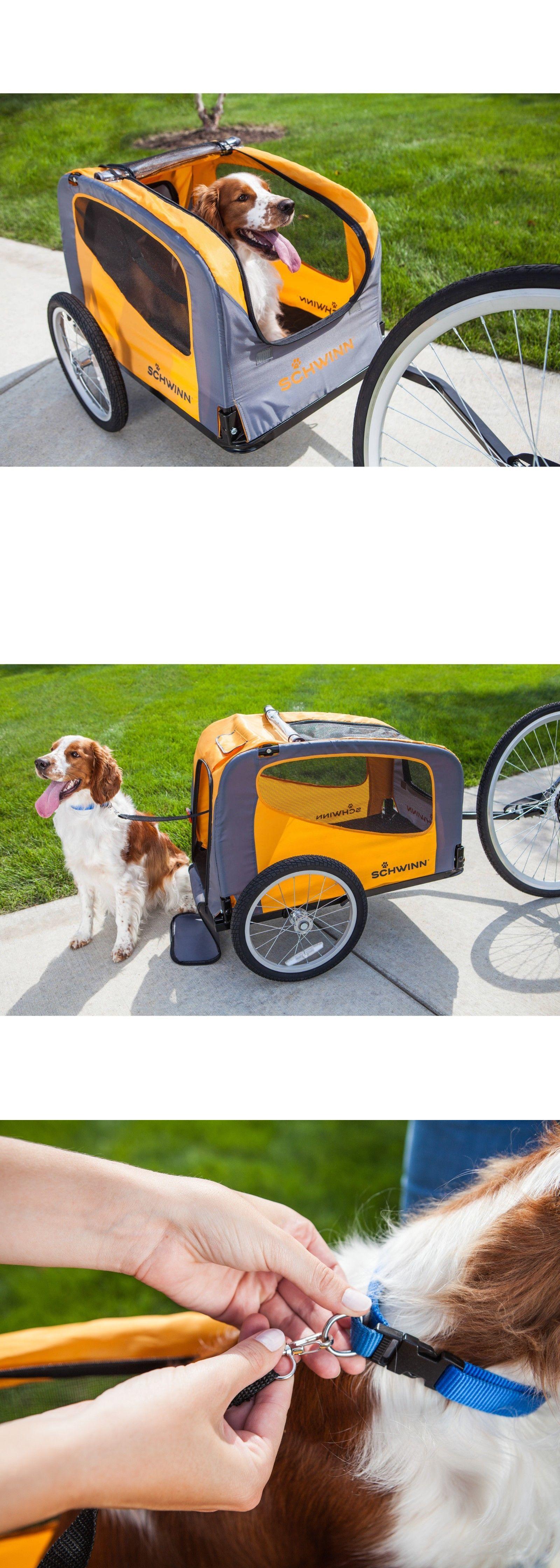 Bike pet trailer