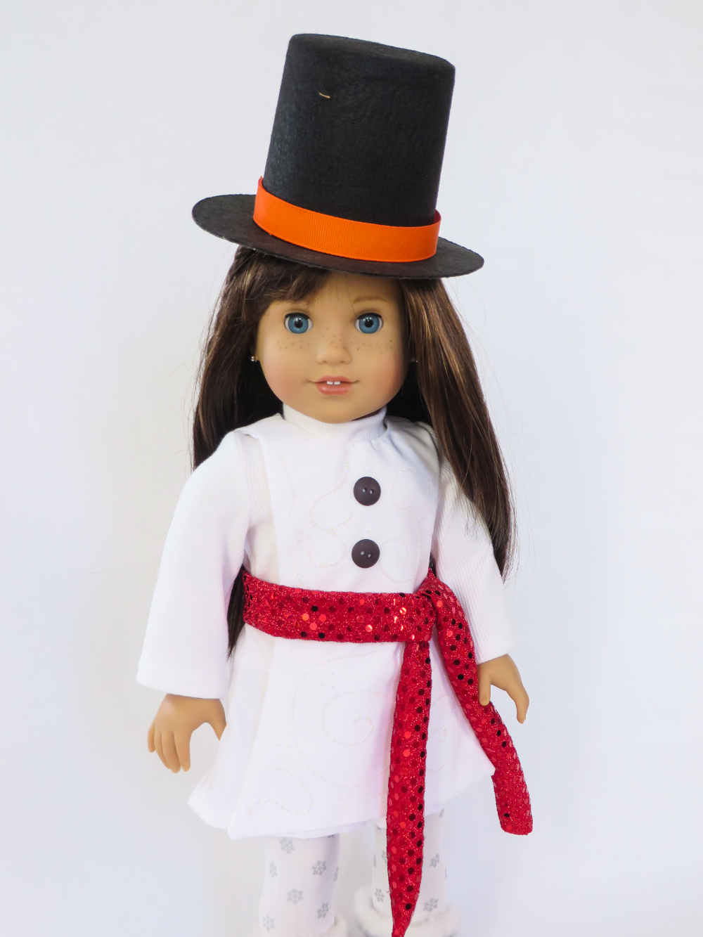Sew a Halloween Costume for Your American Girl Doll (With images) - American girl doll, Doll ...