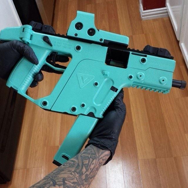 Guns, Kriss Vector, Guns, Ammo