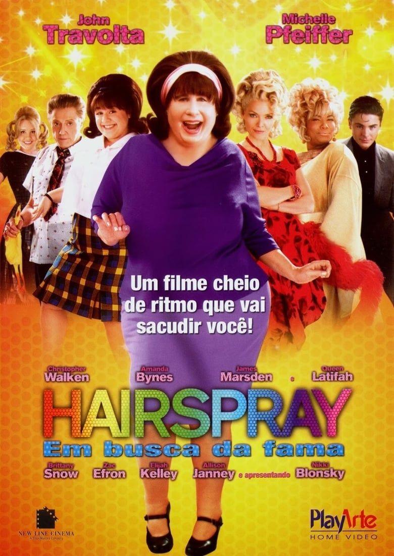 Hairspray pelicula completa en español latino repelis