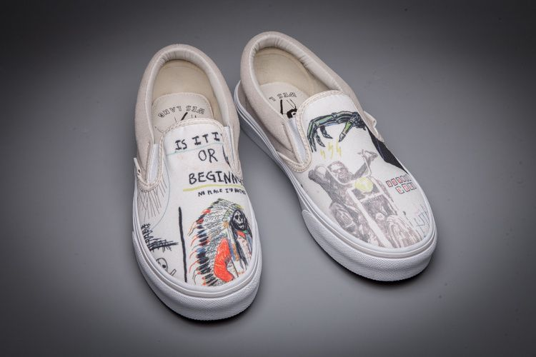 0c55cd61ff S36-personalized tide shoes .. Guixi foot