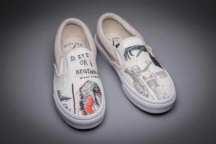055d311f7d S36-personalized tide shoes .. Guixi foot