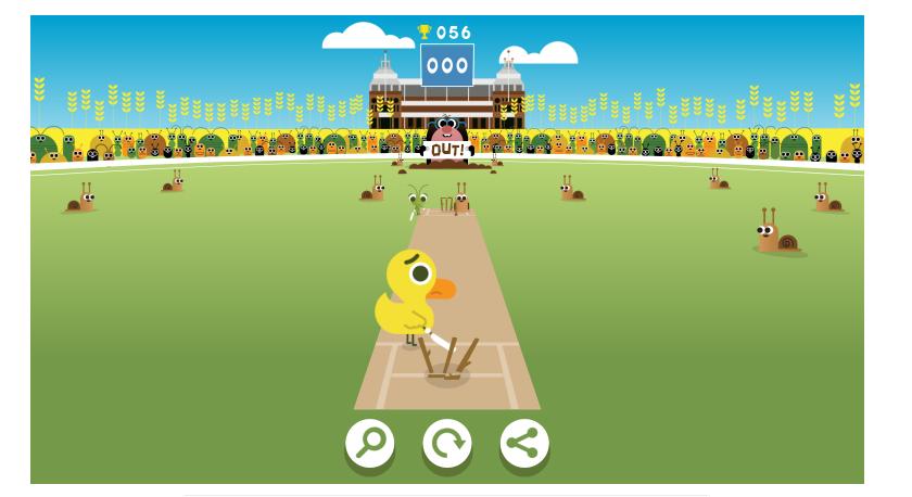 Women's Cricket World Cup 2017 Google Doodle hides the