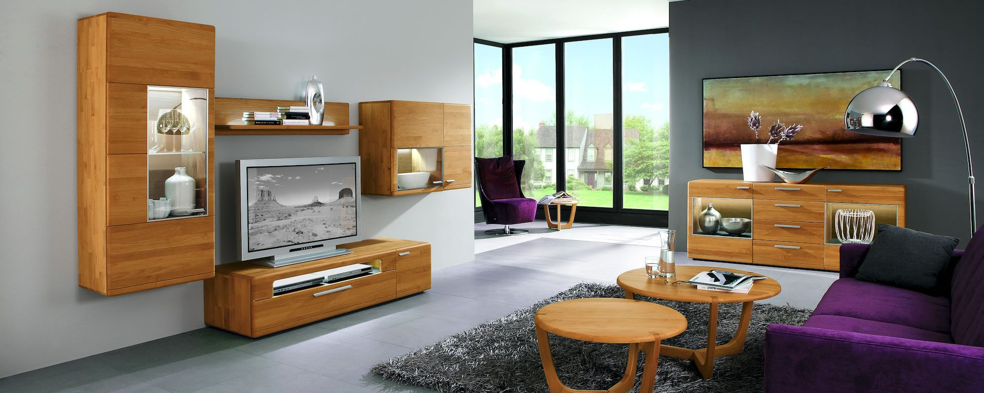 Hartmann CURVE solid wood furniture model series | Modular Euro ...