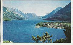 # Waterton, Lakes  Park Canada