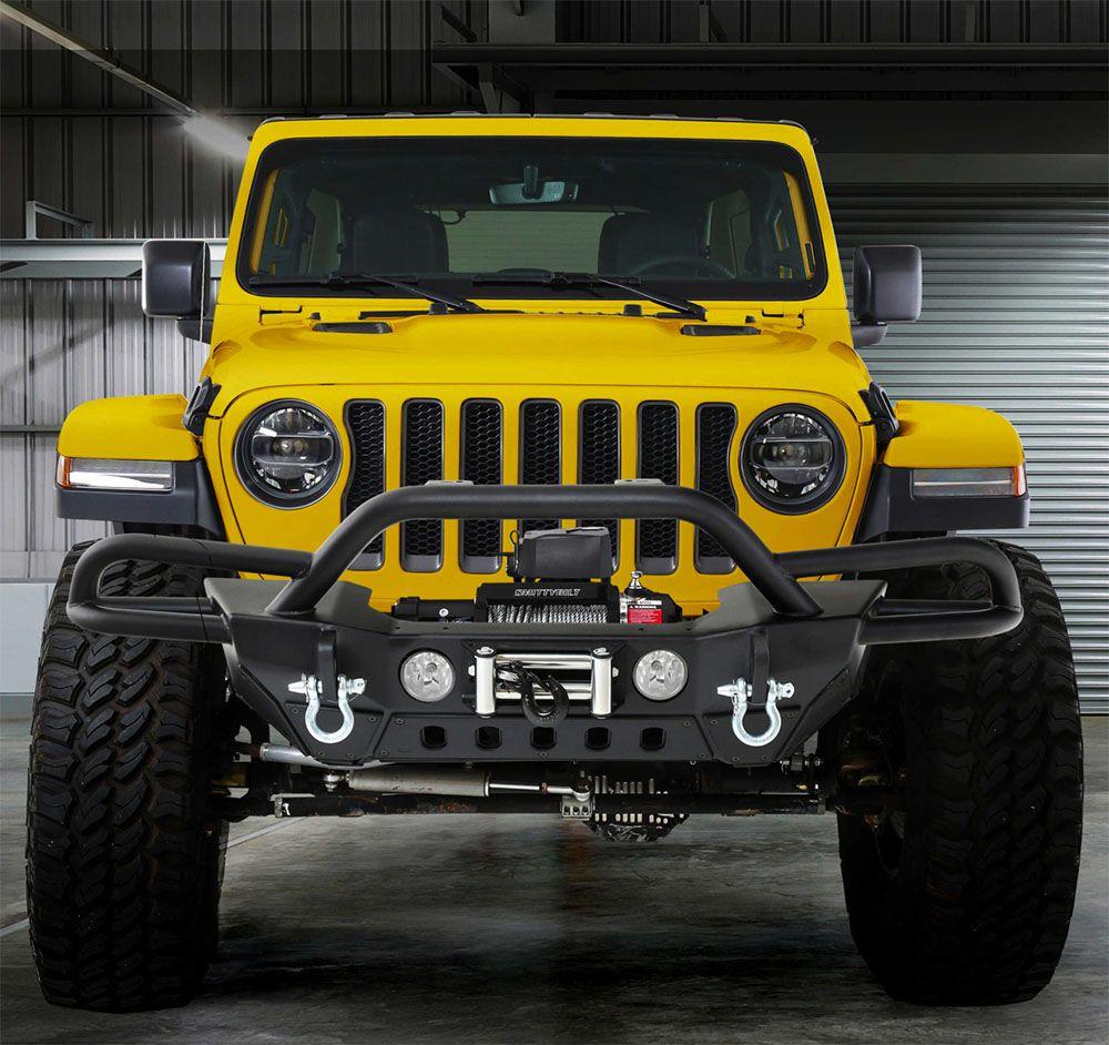 Jeep Wrangler Jl Src Gen2 Front Bumper 77724 Jeep Front Bumpers