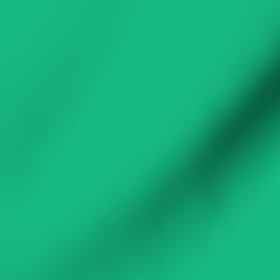 Fabric by the Yard Solid Emerald Green