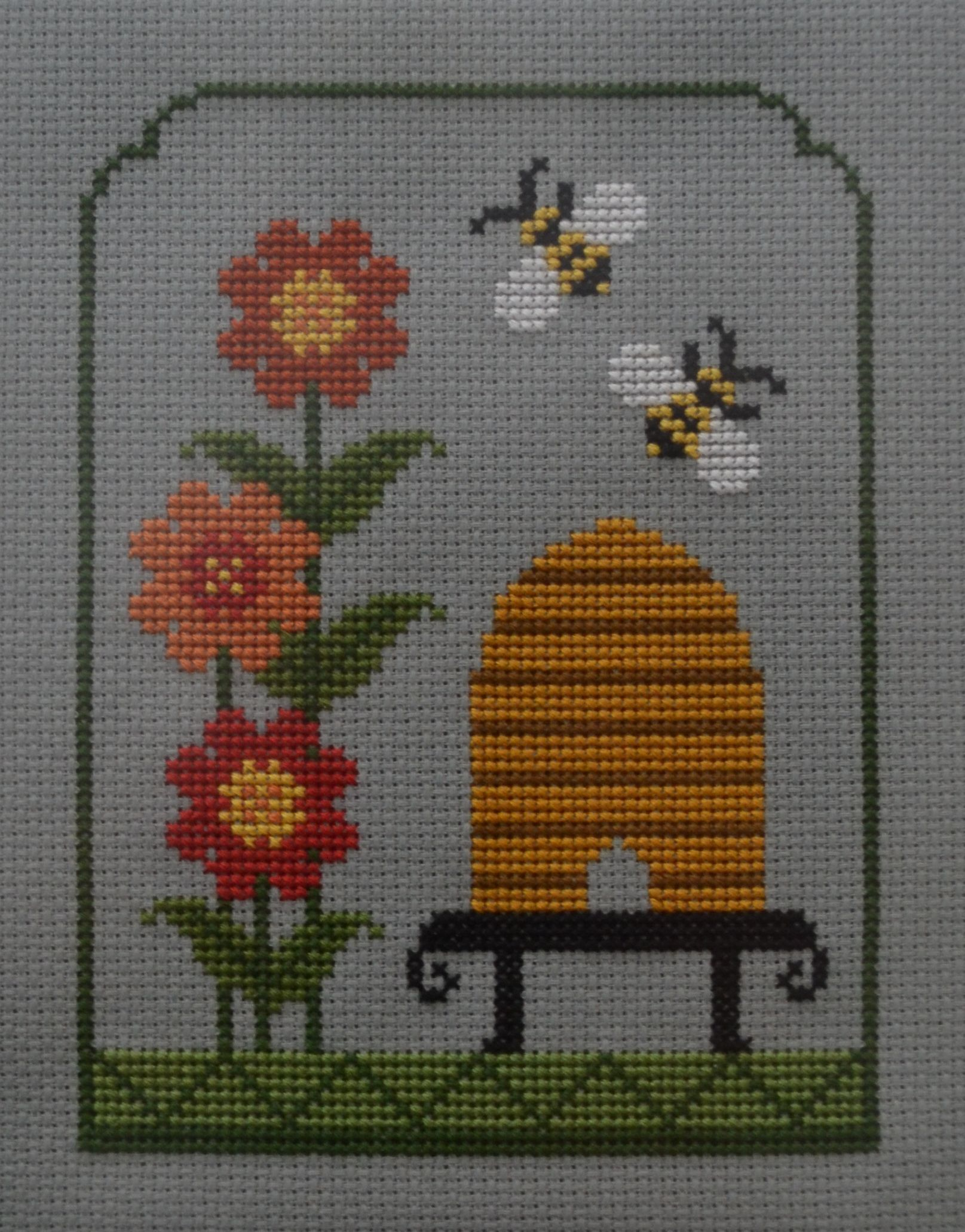 Spring (1 of 4 pictures) | counted cross stitch | Pinterest | Punto ...