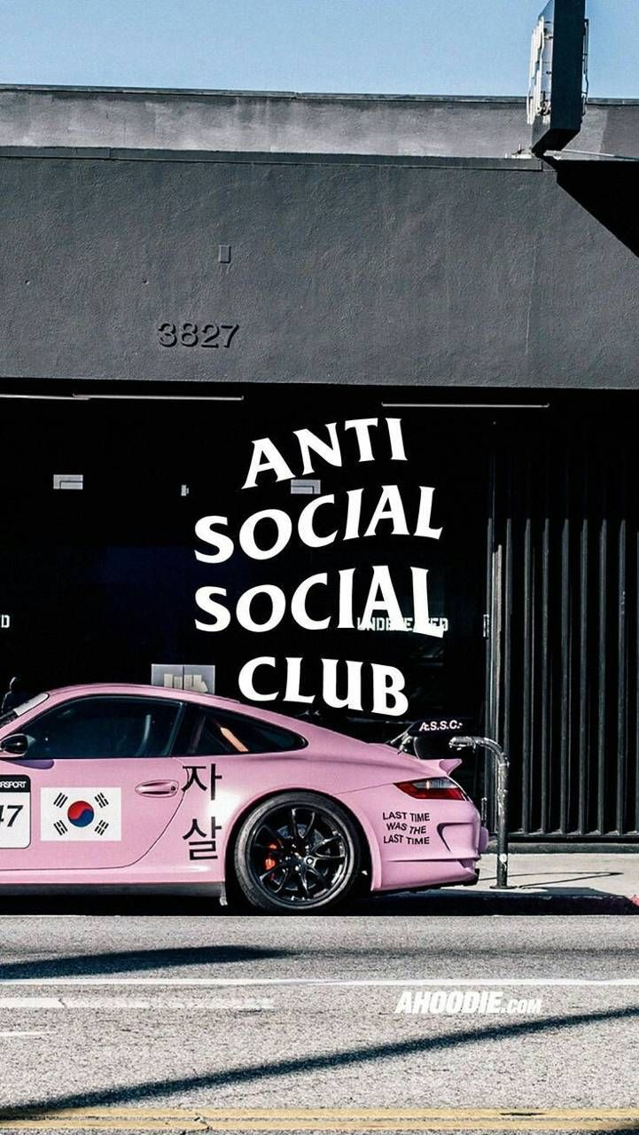 Anti social wallpaper by Wolf_time107 - 260a - Free on ZEDGE™