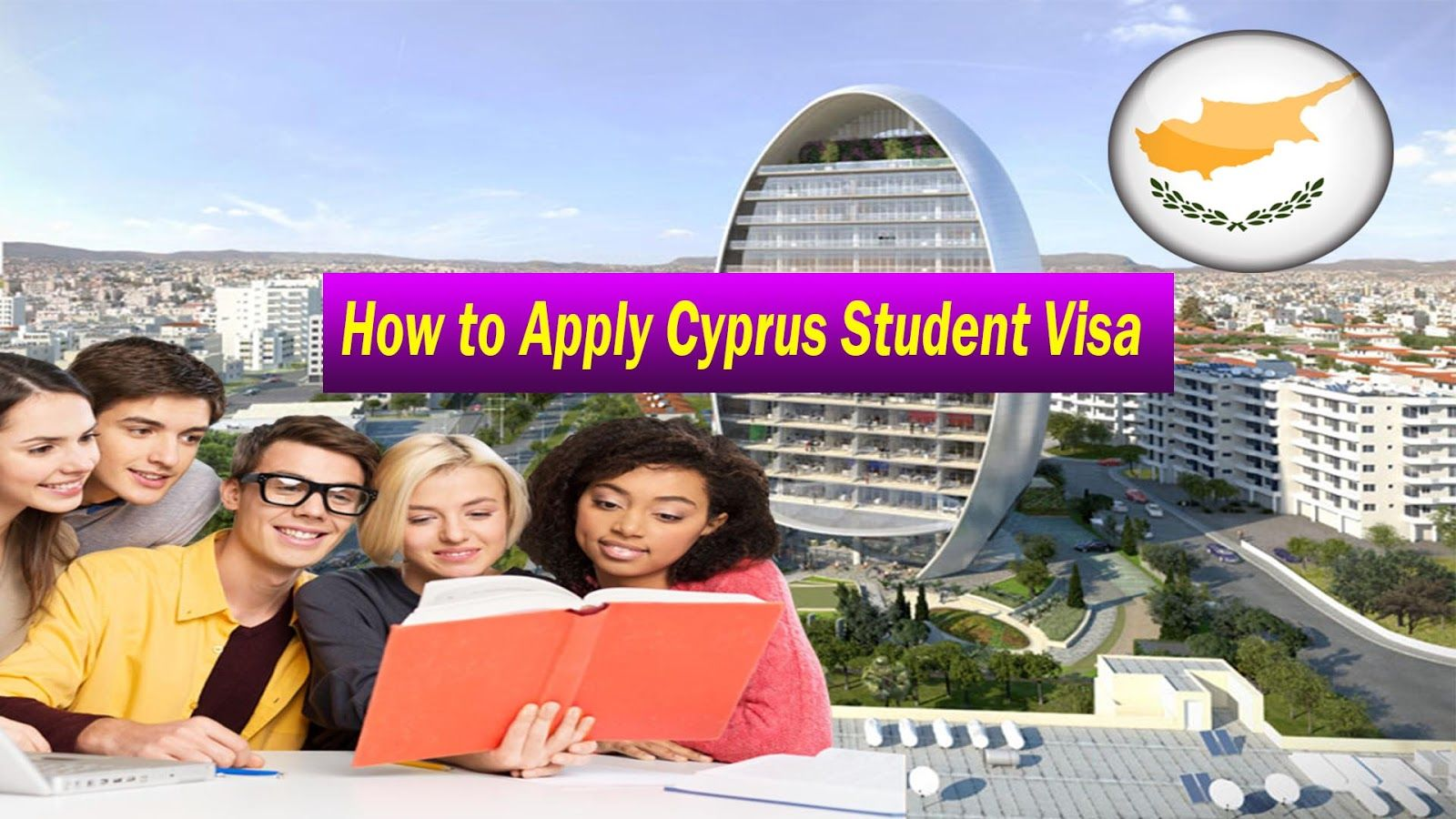Cyprus Student Visa How to Apply Taskeen Channel How