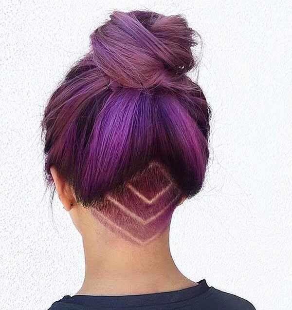 30 Best Crazy Hairstyles For Girls #eveninghair