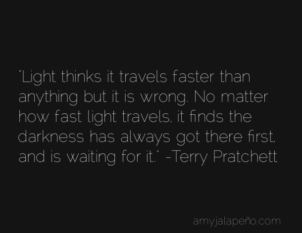 Are You Afraid Of The Dark Daily Hot Quote Amyjalapeño Via