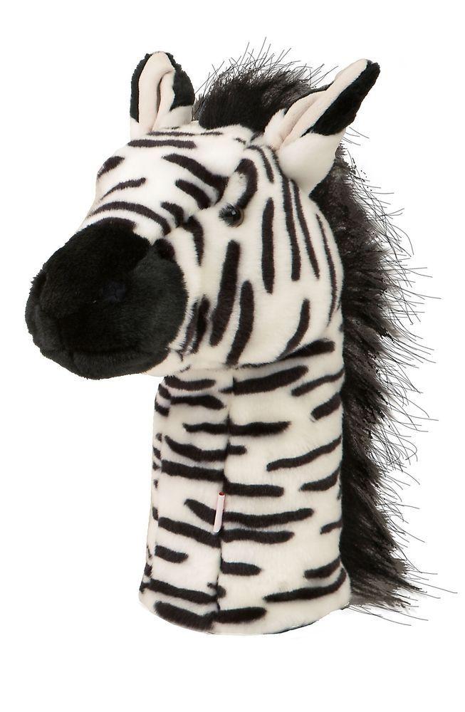 Zebra Golf Animal Headcover Driver Head Cover Daphnes Golf