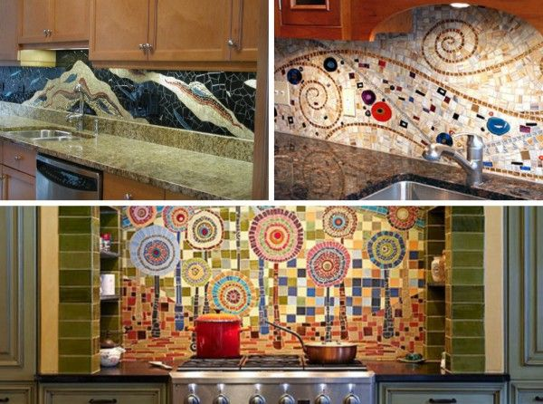 house mosaic tiles in home decor