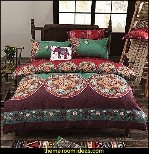 exotic floral design bedding exotic theme decorating ideas apt rh pinterest co uk