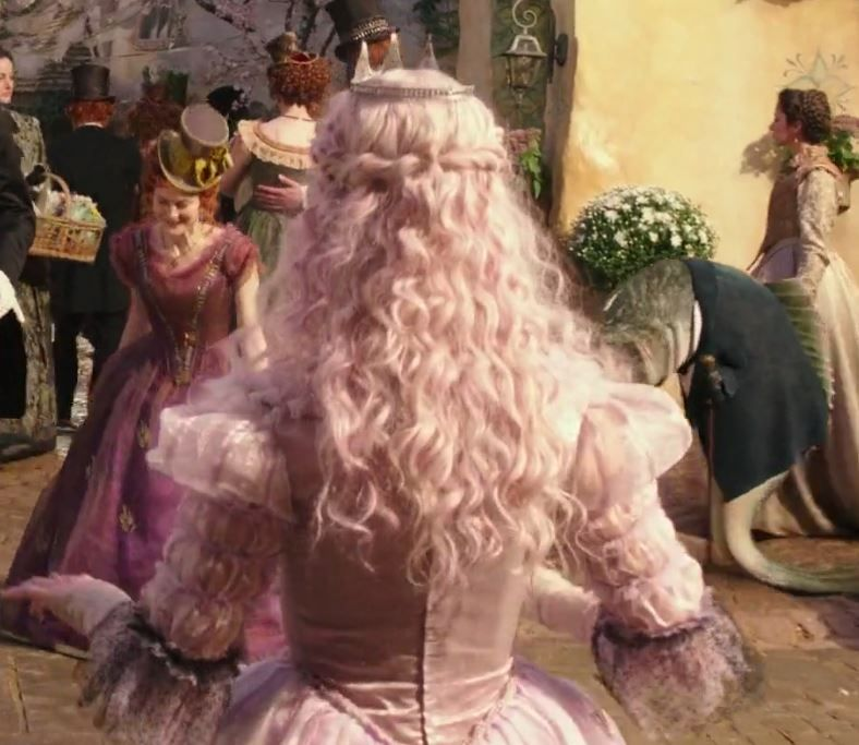 Alice through the Looking Glass: