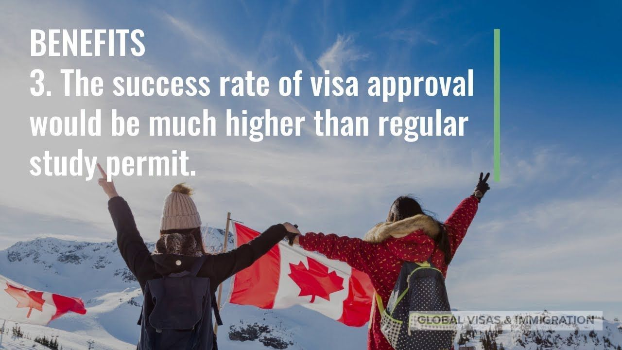 Study Permit For Canada New Rule Sds Student Direct Stream