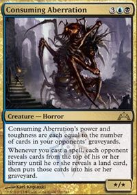 Magic The Gathering Card Reviews Obzedat Ghost Council From