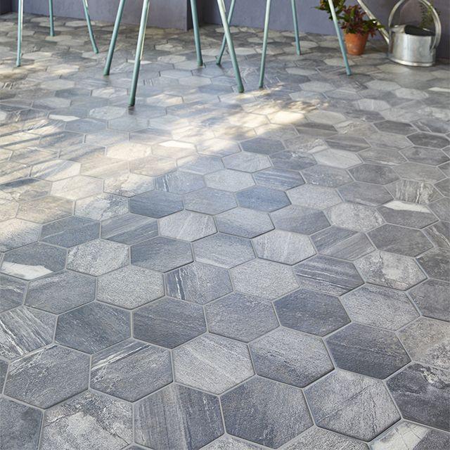 Carrelage Terrasse Stone 45 X 45 Cm Vesta
