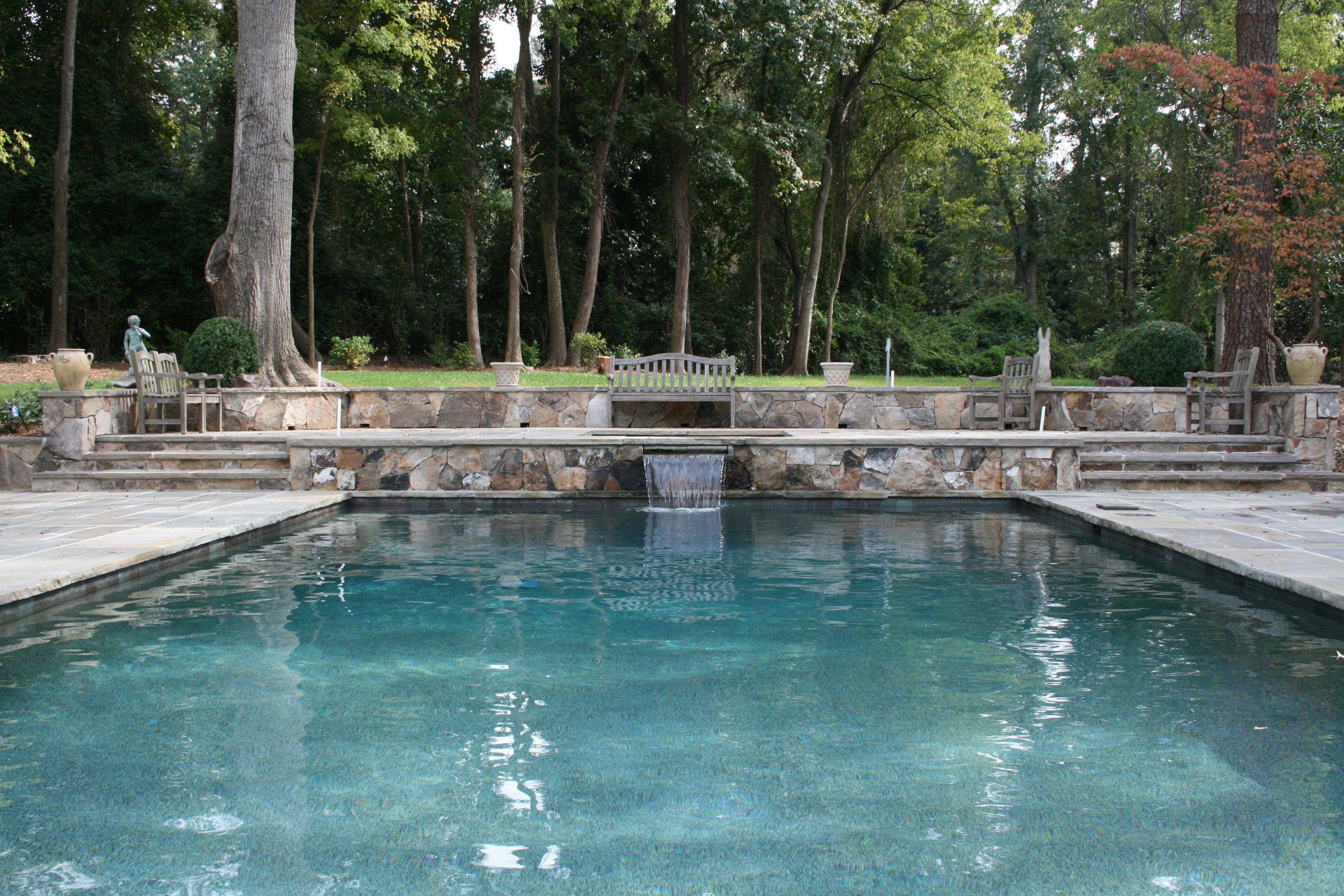 Allen Pool Service Pool Renovation Repairs Maintenance Pool Companies Pool Pool Renovation