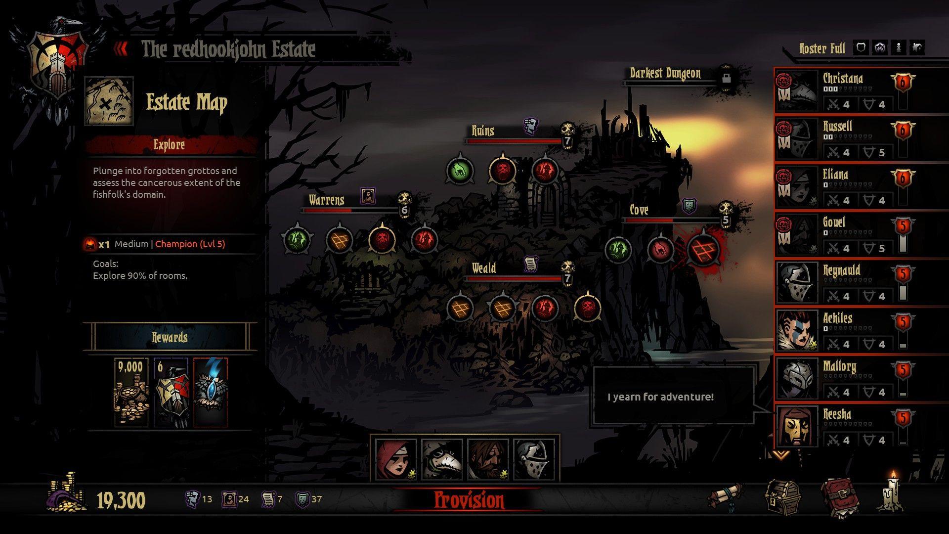 Darkest Dungeon On Gog Com Darkest Dungeon Dungeon Video Game Design