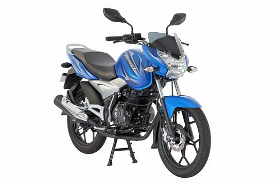 New 2012 Bajaj Discover St 125 Sports Tourer Specifications