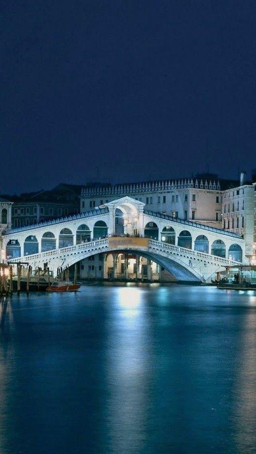Ponte di Rialto, Benátky