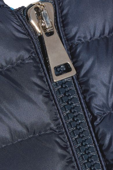 Moncler - Blen Quilted Shell Down Jacket - Navy   Moncler ...