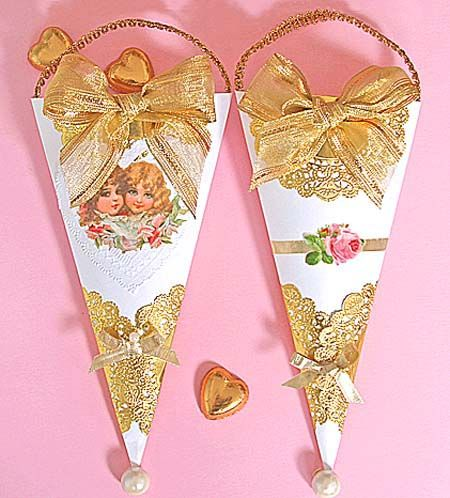 Victorian party favor craft ideas pinterest for Victorian tea party favors