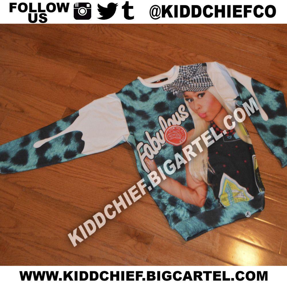 Fab Leopard Drip / Kidd Chief