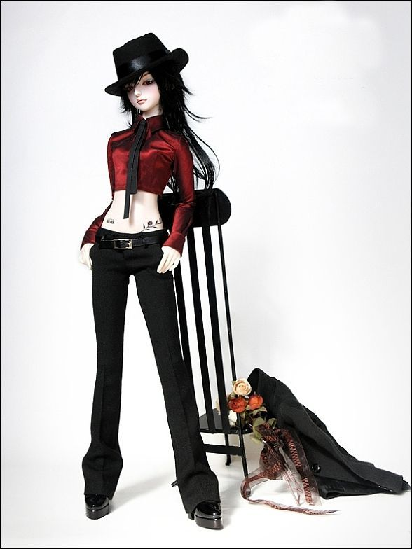 gothic dolls - Google Search