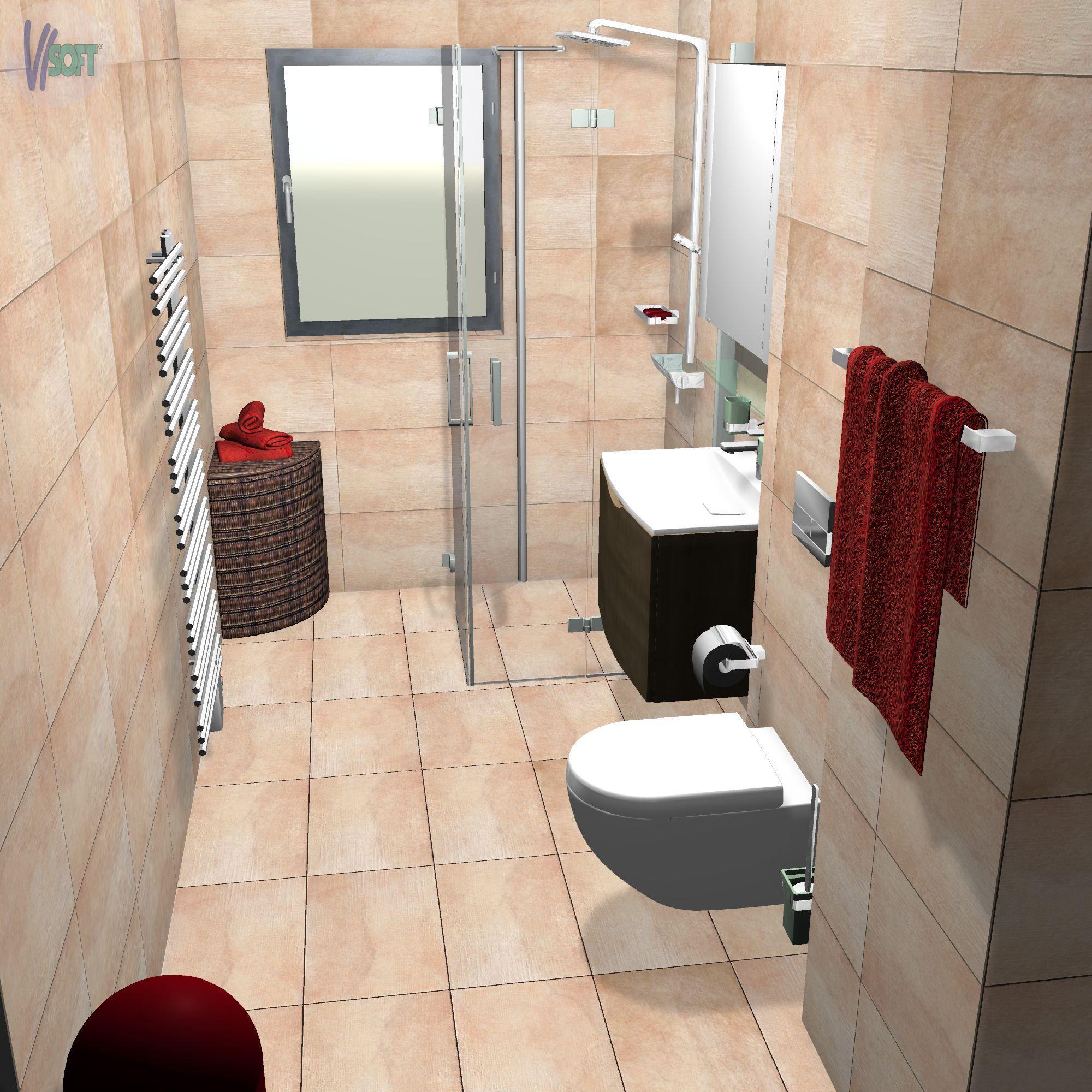 neues badezimmer planen. Black Bedroom Furniture Sets. Home Design Ideas