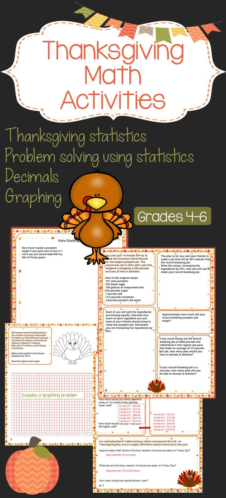 Real World Statistics About Thanksgiving Provide A Fun And Engaging Topic For Stude Thanksgiving Math Activities Thanksgiving Math Worksheets Thanksgiving Math Reading eggs lesson 111