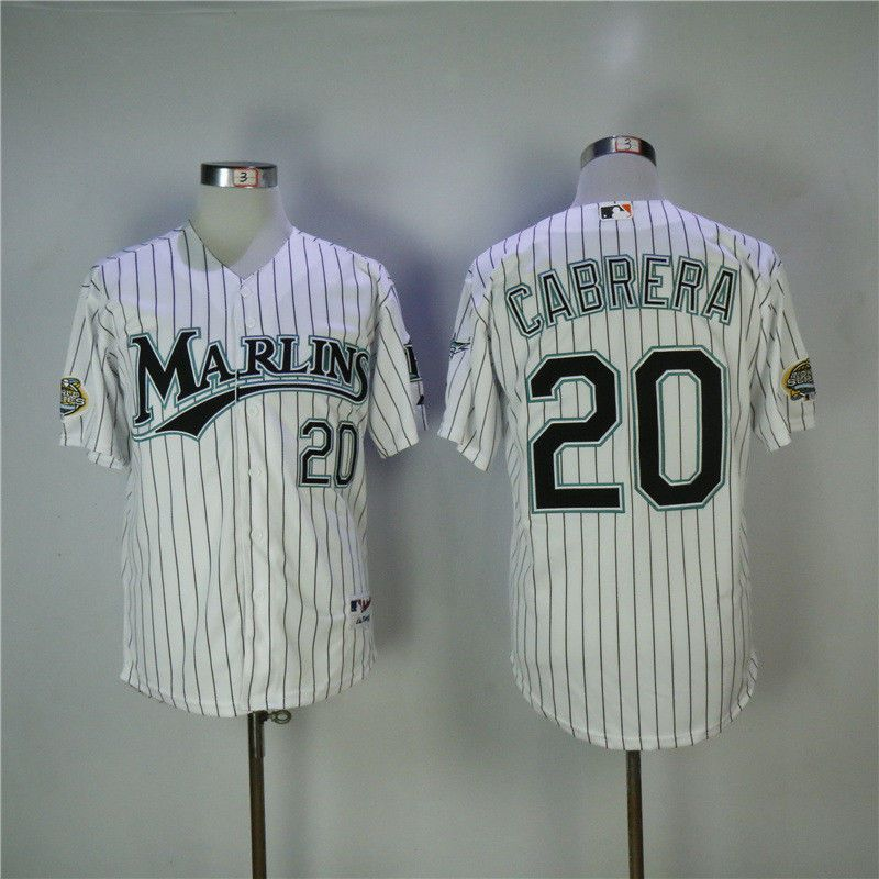 new product d7d73 1e5f3 Florida Marlins Miguel Cabrera Dontrelle Willis Jerseys 2003 ...