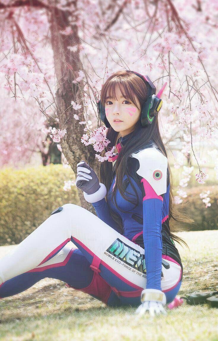 Cute cosplay cosplay anime asian cosplay overwatch cosplay
