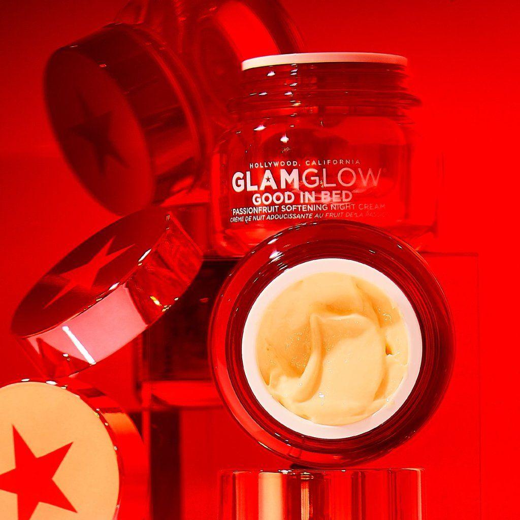 GLAMGLOW Good in Bed Skincare nel 2019 Crema, Olio di