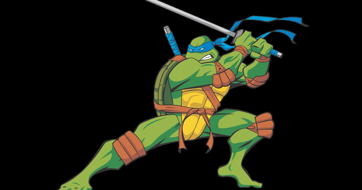 Ninja Tutle Leonardo Png Image Ninja Turtles Cartoon Leonardo Ninja Turtle Tmnt Artwork