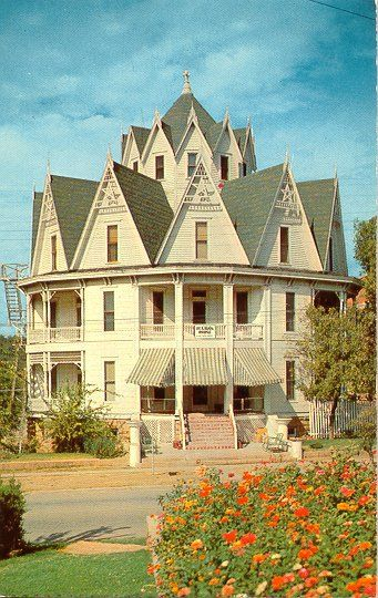 hexagon house mineral wells texas torn down in 1959 historic rh in pinterest com
