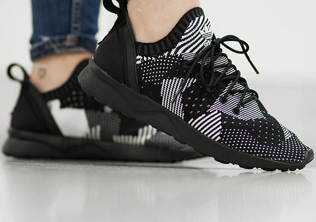 59685bb7790a4 The adidas ZX Flux line evolves even further with this latest model for  women