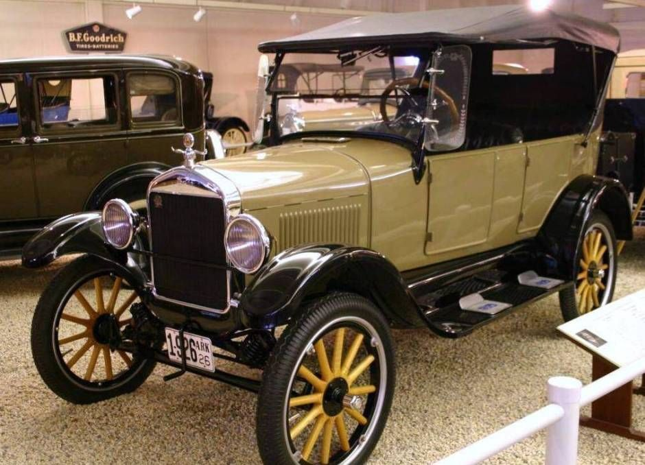 1926 Ford Model T Touring Cars | Vintage Cars | Pinterest | Ford ...