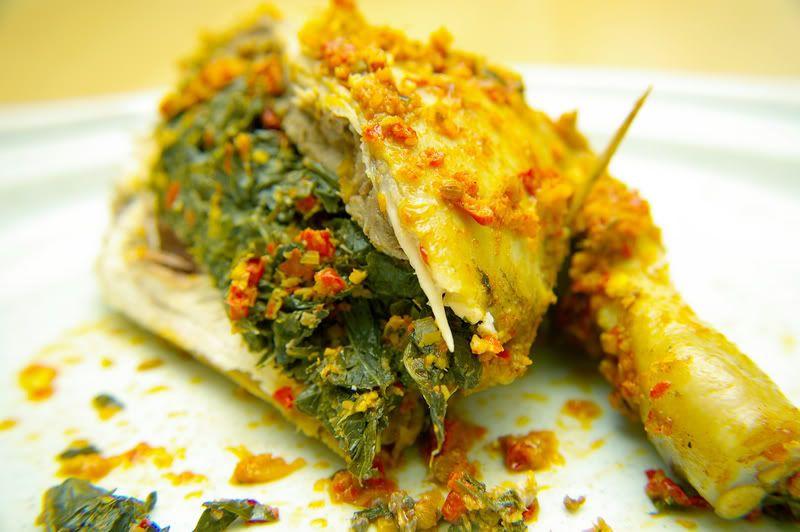Resep Masakan Nusantara Ayam Betutu Bali Food Recipes Malay Food