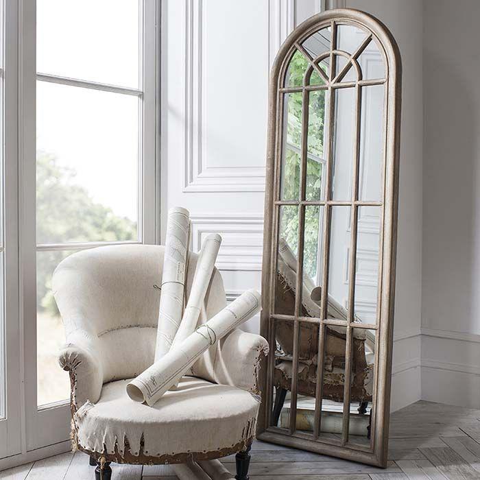 Full Length Window Mirror 177 x 60cm   Pinterest   Window, Bedrooms ...