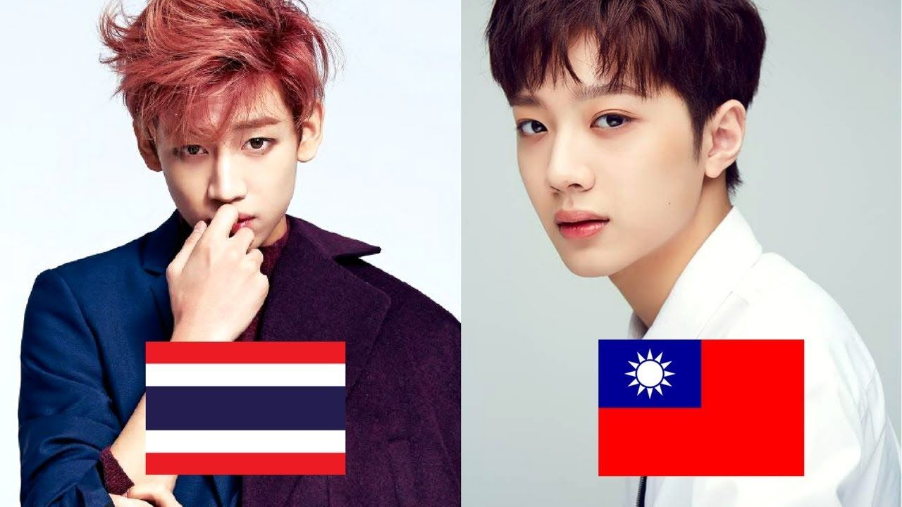 Foreign Male Kpop Idols Celebrity Music Kpop Kpop Idol