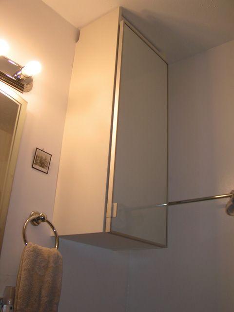 bathroom wall storage ikea. IKEA Hackers: Upside-down Billy Bathroom Wall Cabinet Storage Ikea K