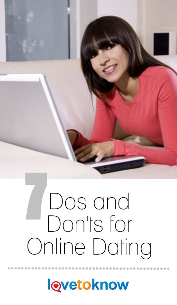 Dating dos and donts list