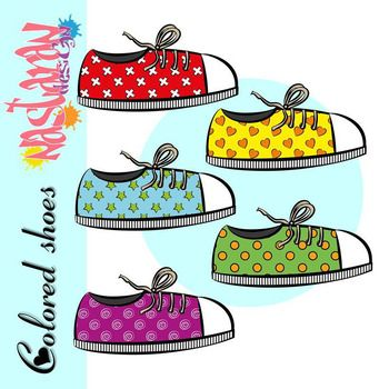 free colored shoes clip art contains 10 high quality 300 dpi png 5 rh pinterest com clipart mass nouns clipart mass nouns