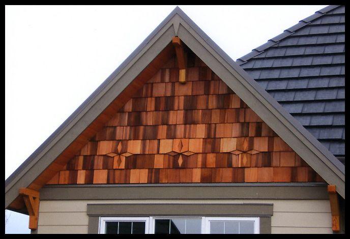 Best Diamond Gable Design Gable Decorations House Styles 640 x 480