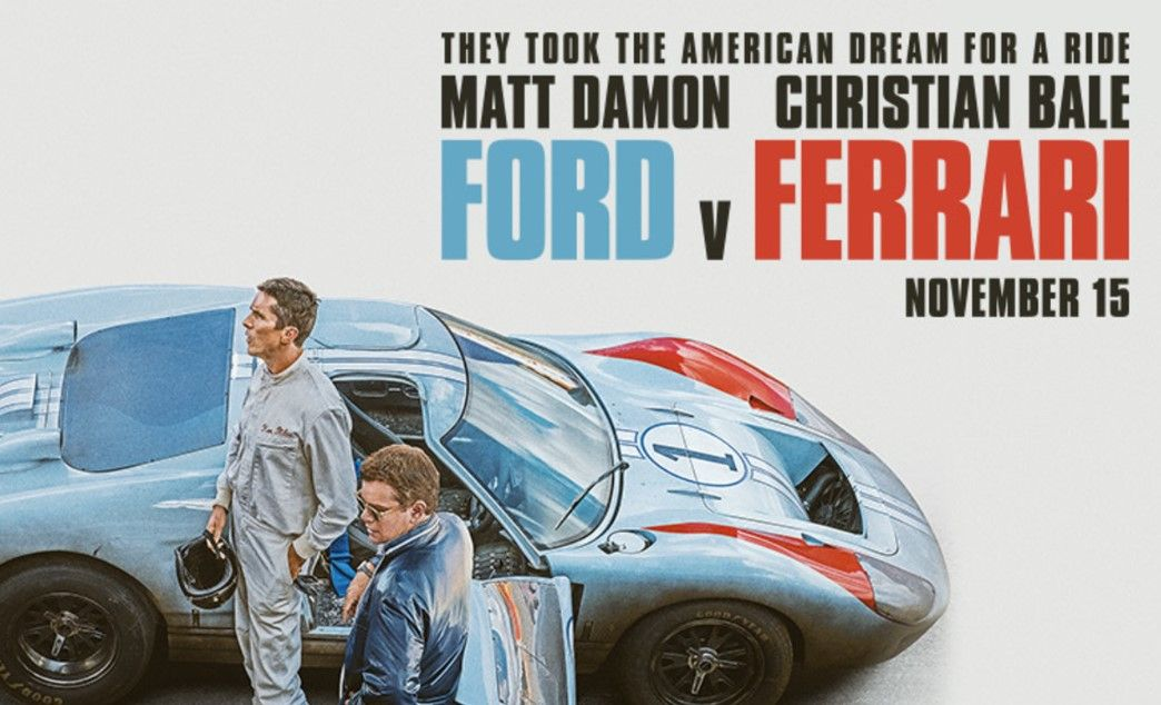 Ford V Ferrari 2019 Ferrari Ford Le Mans