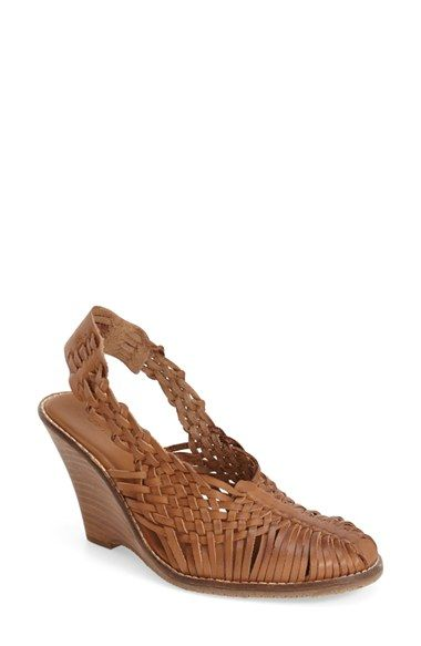 Tommy Bahama 'Priscilah' Huarache Wedge Sandal (Women) available at  #Nordstrom