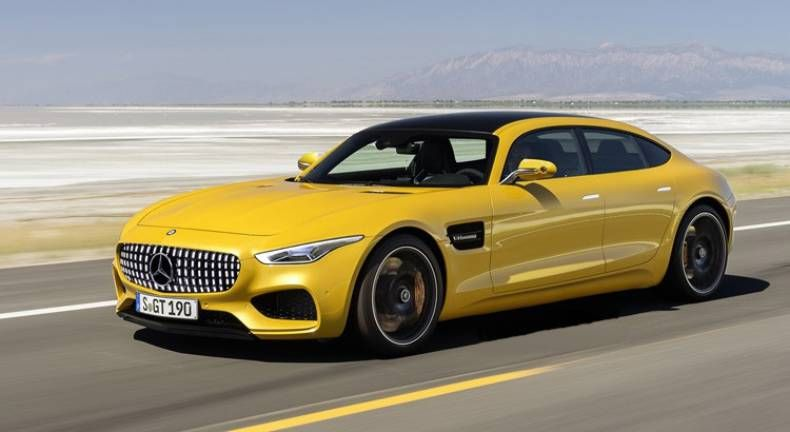 2019 mercedes-amg gt4 exterior, interior and price | uscarsnews